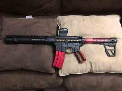 Brandon Beech verified customer review of Strike Industries AR Carbine Length Pistol Receiver Extension Buffer Tube