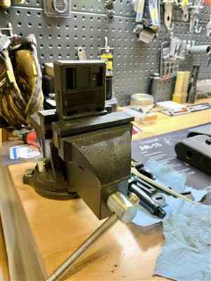 L verified customer review of Magpul AR-15 BEV All-in-One Vice Block