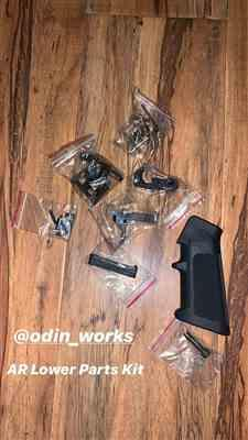 George Carrillo verified customer review of ODIN Works Complete Lower Parts Kit