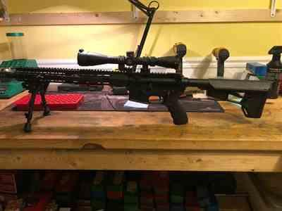 Salvatore B. verified customer review of NBS 16 4150 Steel M4 Contour Barrel, 350 Legend, Carbine Length Gas System w/ 1:16 Twist Barrel