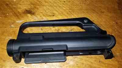 Andrew harlow verified customer review of M16A1 Stripped Upper Receiver