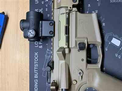 L verified customer review of Aero Precision M4E1 Stripped Lower Receiver