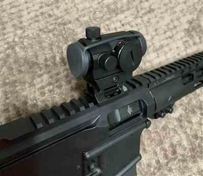 Seth Strasburg verified customer review of NBS 9mm Bolt Carrier Group - Black Nitride