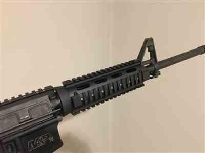 Jason Mccutcheon verified customer review of Aim Sports M4 Carbine Quad Rail - Black