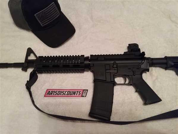 Maurice Pruitt verified customer review of Aim Sports M4 Carbine Quad Rail - Black