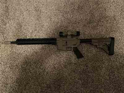 Chad verified customer review of Aero Precision AR-15 Stripped Lower Receiver
