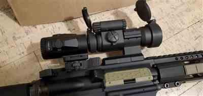 Matthew Ziegenhagen verified customer review of Vortex Micro3X Magnifier