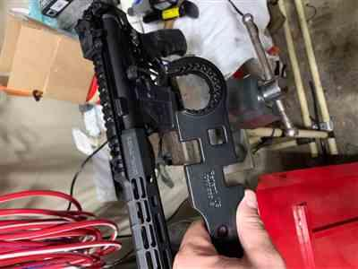 Clay Moss verified customer review of Aim Sports AR-15 / M4 / M16 Armorer's Wrench