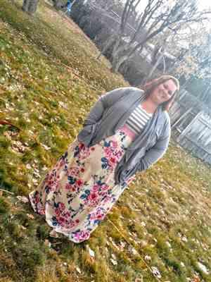Jaimie Turner verified customer review of Sunshine on My Mind Maxi