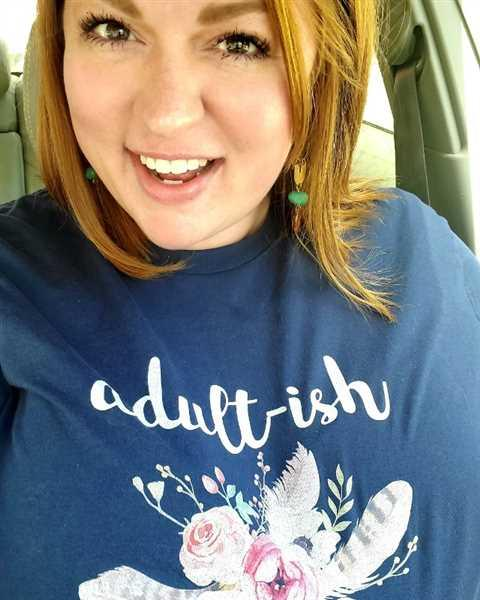 Tara Lynn's Boutique Adultish Graphic Tee Review