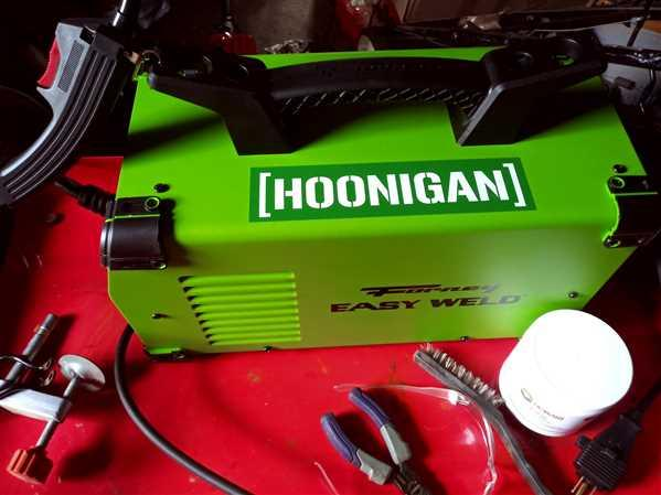 Hoonigan CENSOR BAR sticker Review