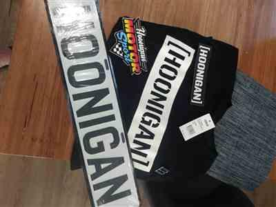 Johnny Balazo verified customer review of HOONIGAN EU license plate