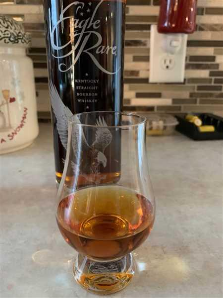 Jason Enghauser verified customer review of Eagle Rare Bourbon Whiskey