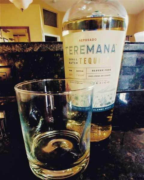 Donna Drignet verified customer review of Teremana Tequila Reposado