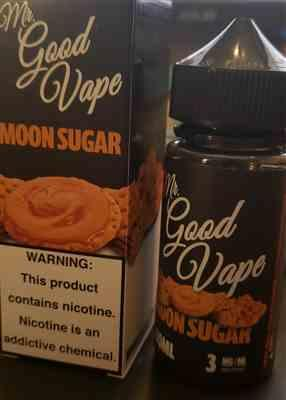 Marc Gale verified customer review of Mr Good Vape - Moon Sugar - 100ml
