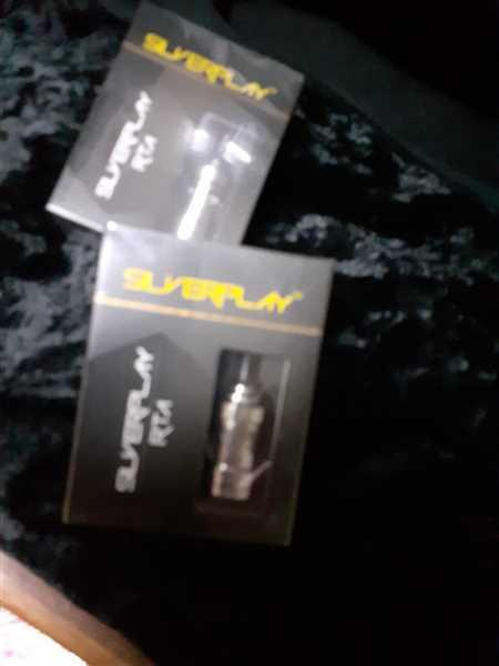 Michael Latter verified customer review of Silverplay 24mm Multi Airflow RTA