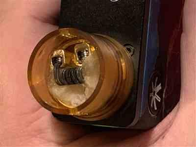 Mostufa Marzouk verified customer review of Wotofo Prebuilt Coils