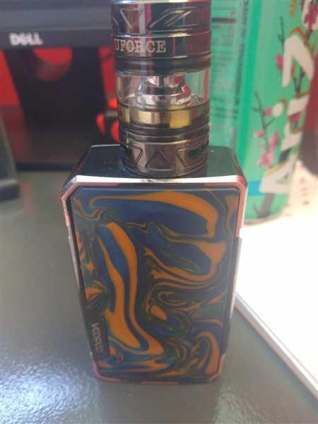 John Knight verified customer review of VooPoo UFORCE Replacement Coil Pack