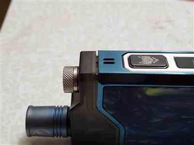 VaporDNA SnowWolf Wocket 25W Pod Vape System Review