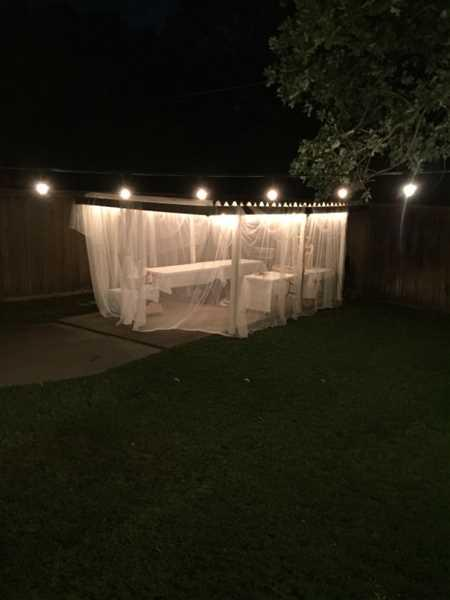 Mosquito Nets USA All-Purpose 9 ft-Wide Mosquito Netting - White Review