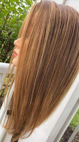 Nia Athwal verified customer review of Emma: [100% European Hair Mannequin]