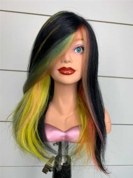 HairArt Int'l Inc. Miniature Courtney [100% European Hair Mannequin] Review