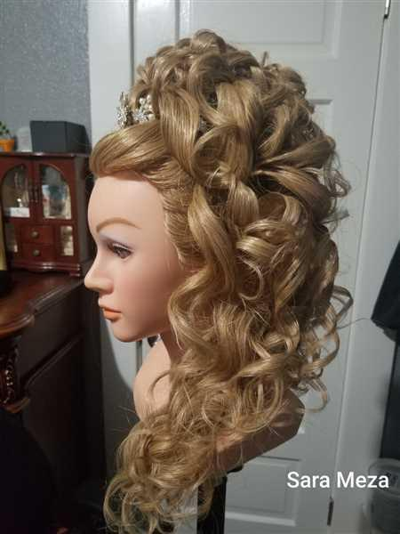 HairArt Int'l Inc. Competition 20 2x Hair Density  [100% Human Hair Mannequin] Review