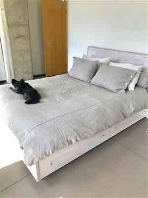 Christine Garcia verified customer review of Orkney Linen Duvet Cover