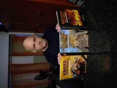 Victor Milton verified customer review of Bundle of Kruger, Kgalagadi and Pilanesberg Self-Drive Books