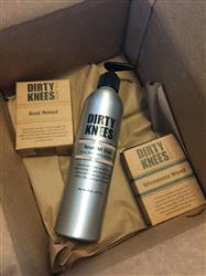 Dirty Knees Soap Co.  Review