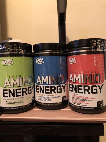 Supplement Superstore Optimum Nutrition Amino Energy Review