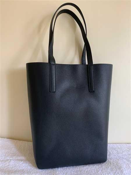 Last Brand Tall Italian Leather Tote Review