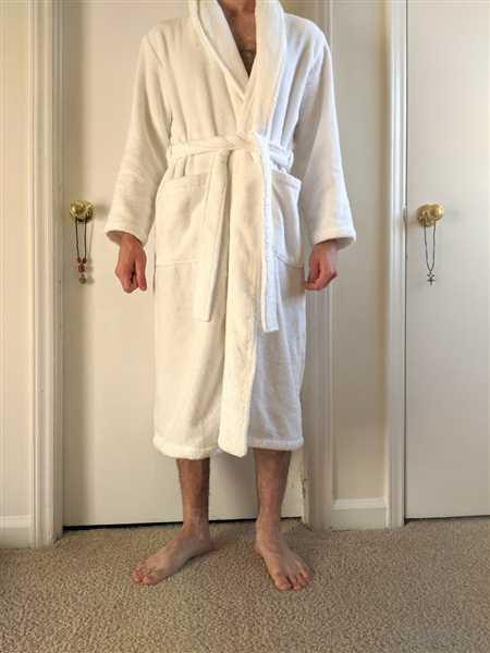 Last Brand Luxe Turkish Cotton Bath Robe Review