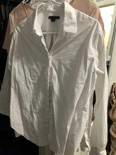 Last Brand Organic Relaxed Fit Shirt Review