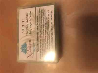 Philana S. verified customer review of TLC Natural Soap