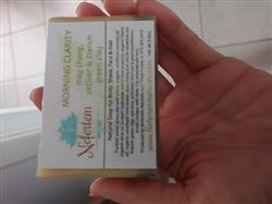 Miranda B. verified customer review of MORNING CLARITY Natural Soap