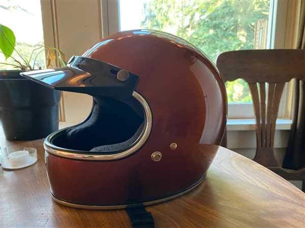 Biltwell Inc. Moto Visor - Black Review