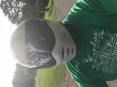 Biltwell Inc. Lane Splitter Helmet - Gloss White Review