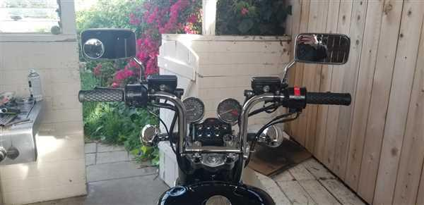 Biltwell Inc. Slimline Risers Chrome - 7/8 Review