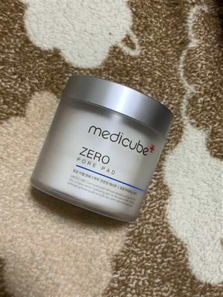 themedicube.com.sg [NEW] Zero Pore Pad 2.0_70ea Review