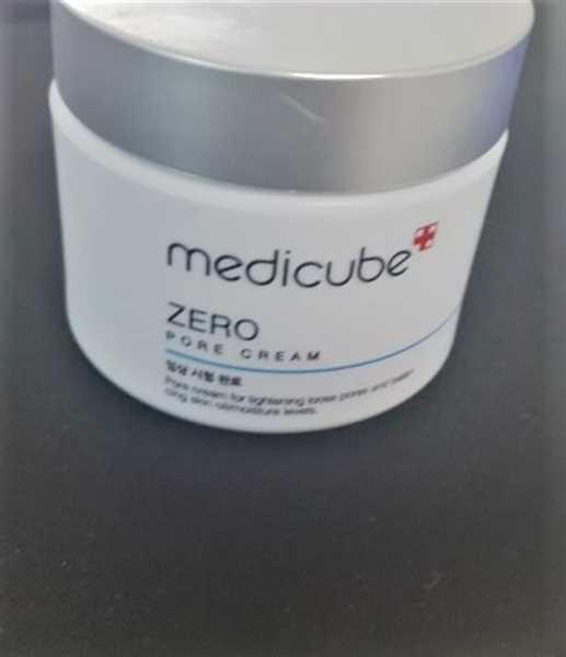 themedicube.com.sg Zero Pore Cream_60ml Review
