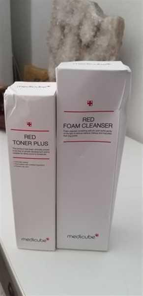 themedicube.com.sg [Plus]Red Toner Plus 200ml Review