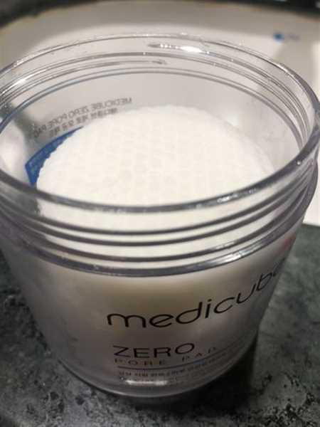 themedicube.com.sg [NEW] Zero Pore Pad 2.0 Duo Set Review