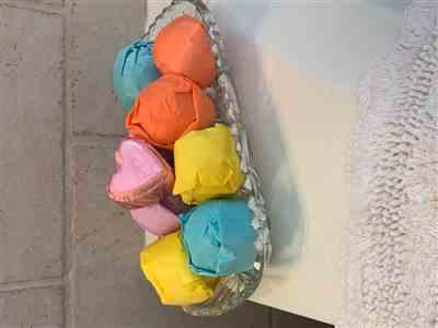 Beverly W. verified customer review of Sugar Crush Bath Bomb