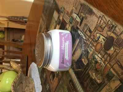 Kim S. verified customer review of Lavender Blossom Shea Body Butter