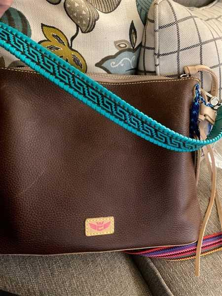 Consuela Magdalena Downtown Crossbody Review