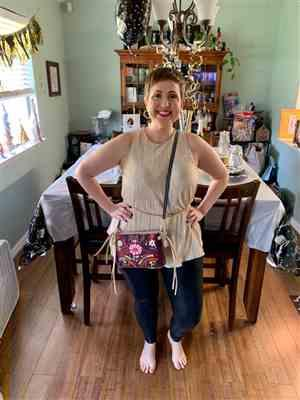 Amanda Armond verified customer review of Sonoma Crossbody