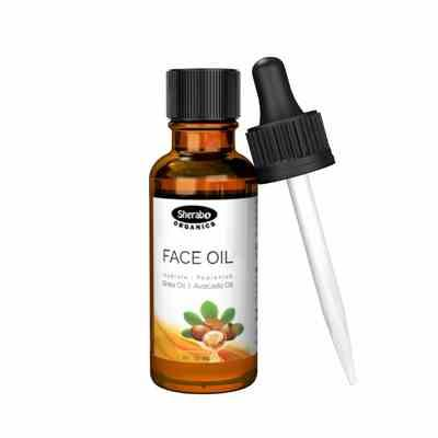 Grace Clare Atuhaire  verified customer review of Face Oil- Hydrating | Replenishing Shea Oil & Avocado Oil- 75ML