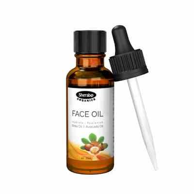 Heather R. verified customer review of Face Oil- Hydrating | Replenishing Shea Oil & Avocado Oil- 75ML