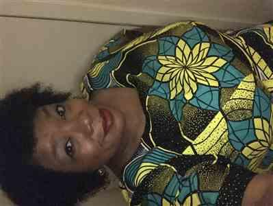Ca-Lishea verified customer review of Ibori African Print Dress